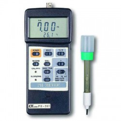 Lutron PH207 PH Meters