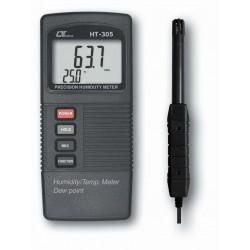 Lutron HT305 Humidity/Temperature Meter