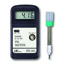 Lutron PH201 PH Meter