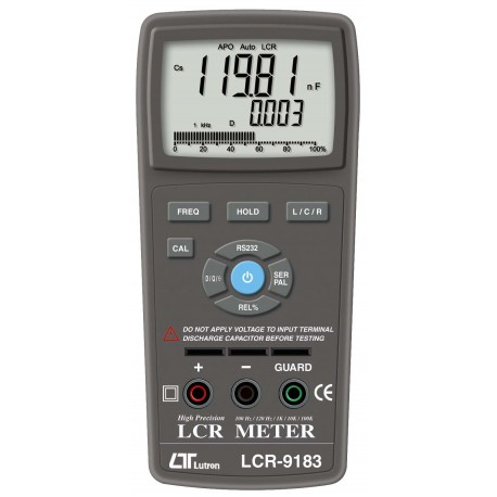 Lutron LCR9183 LCR Meter