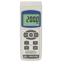 Lutron PM9112SD 200mBar Manometer