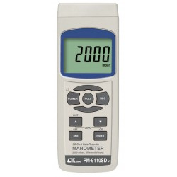 Lutron PM9110SD 2000mBar Manometer