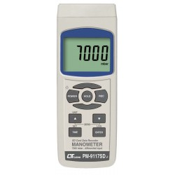 Lutron PM9117SD 7000mBar Manometer