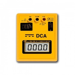 Lutron DA103 Bench Current  & Volt Meter