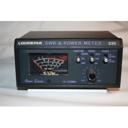 Lodestar 330 SWR/RF Power Meter