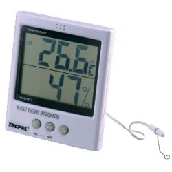 Tecpel DTM303A - Thermo Hygrometer