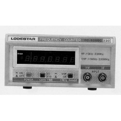 Lodestar FC5250C Frequency Counter