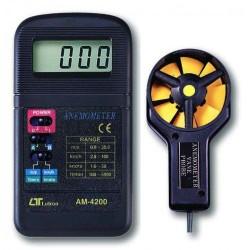 Lutron AM4200 Vane Type Anemometer
